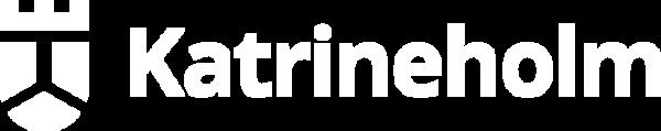 Katrineholm logotyp rgb vit